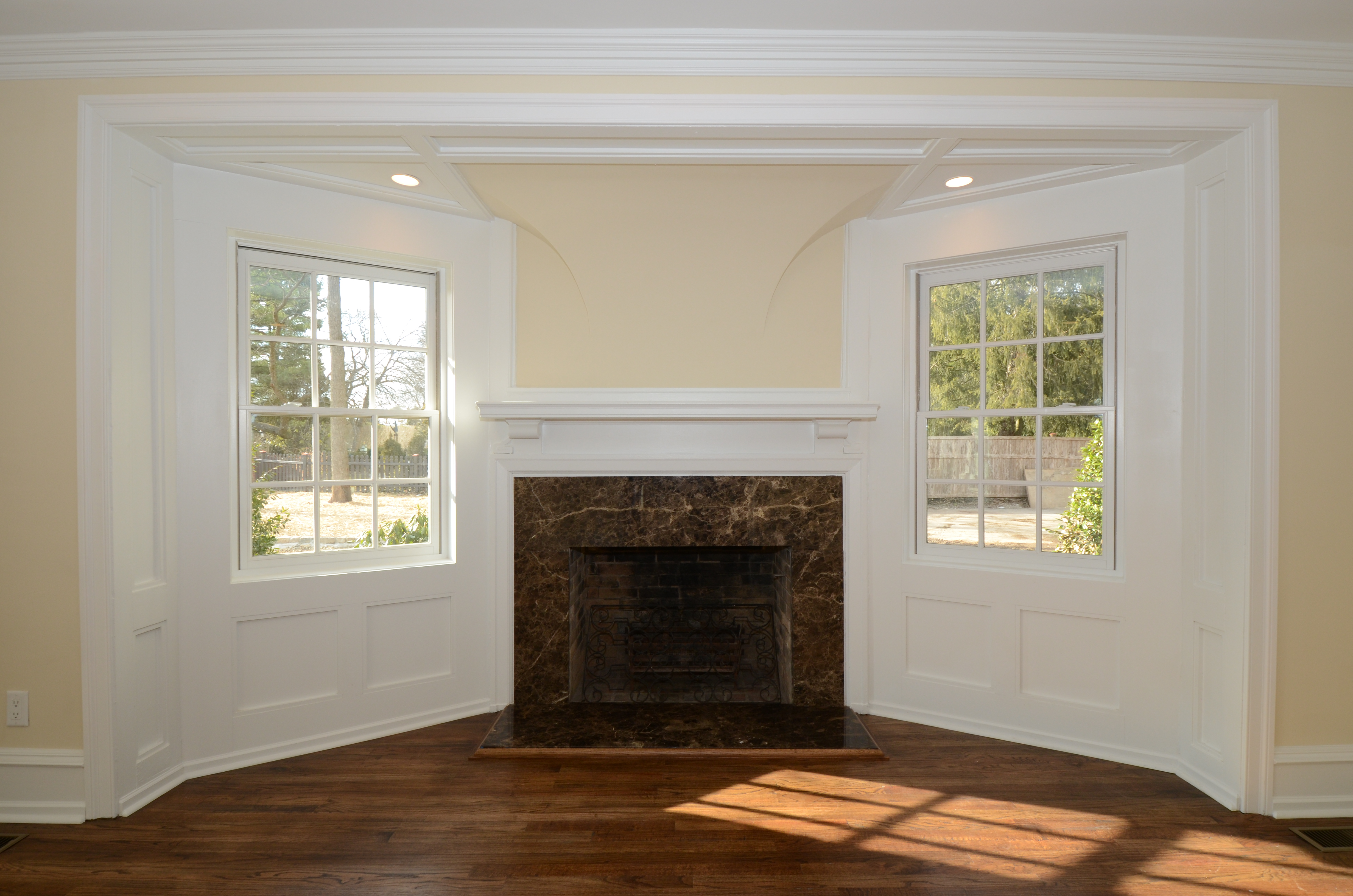 Fireplace amp windows american made renovations